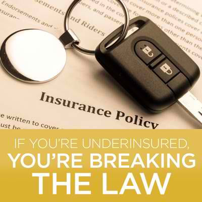 Don't Get Caught Short, Minimum Auto Insurance Coverage on the Rise