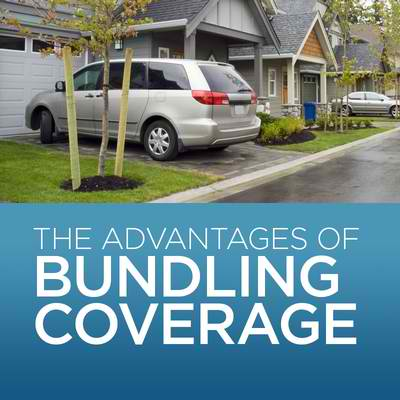 How can homeowners and auto insurance work together? / The advantages of bundling coverage