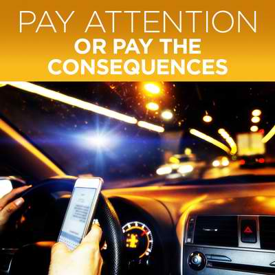 Distracted Driving Affects More than You Think