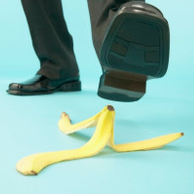 DON'T SLIP UP ON SLIP-AND FALL INJURIES!