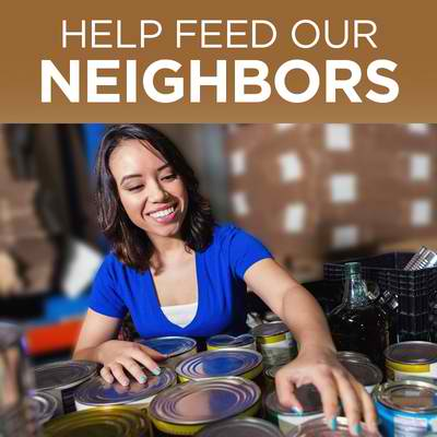Help Feed Our Neighbors