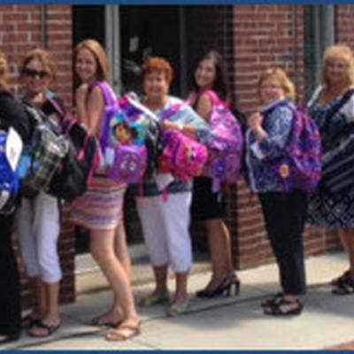 United Way Adopt-A-Child Back to School Program